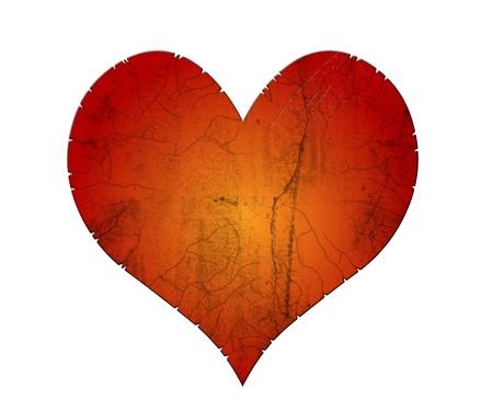 soppy: broken heart