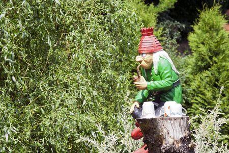 bugaboo: sprite on willow - garden decoration