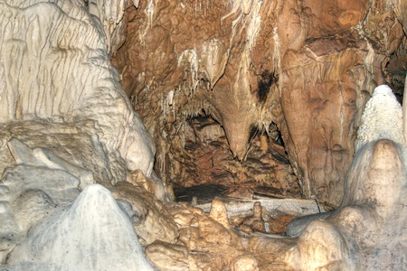 Javorice caves