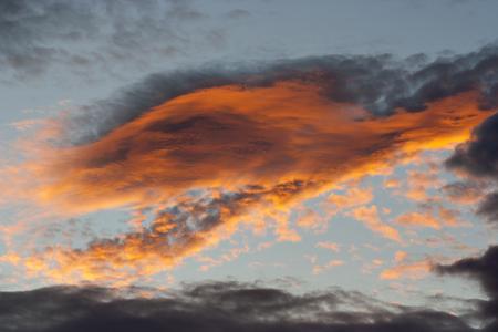 duskiness: sky - gloaming
