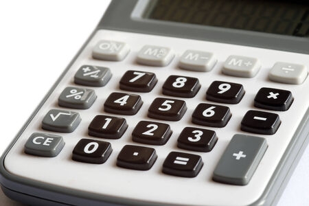 takings: Calculator - counting of the financial position