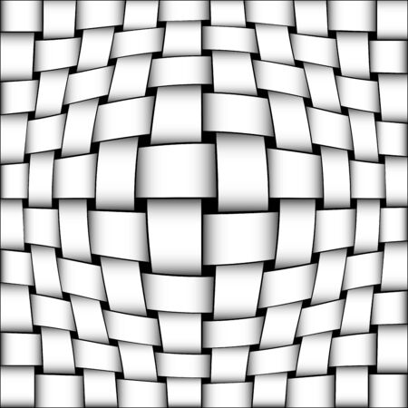 webbed: Abstract vector background
