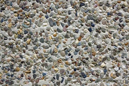 atone: cobble wall - dry dash texture