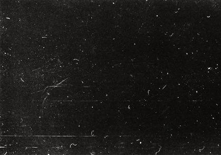 stof en krassen op oude fotografisch papier