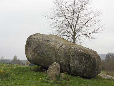 rocking: Rocking stones Stock Photo