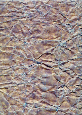 wadded: crumpled paper - grunge texture