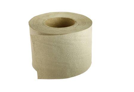 toilette paper: papel higi�nico - papel higi�nico Foto de archivo