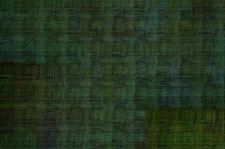 manipulated: printed circuit - motherboard - abstract technology background