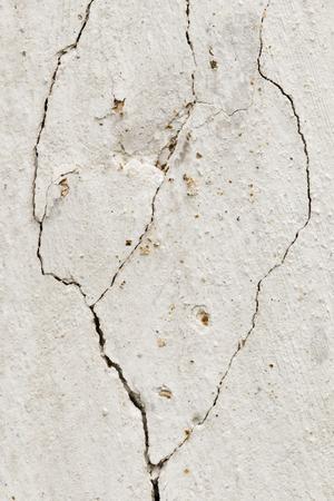 weatherworn: cracked stucco - gruge background