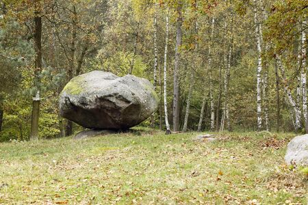 balanced rocks: Pulpit of Jan Hus is a protected natural monument