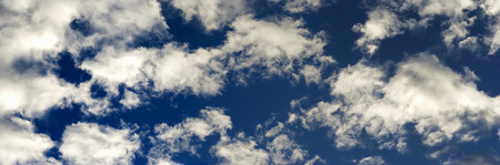 skyscapes: Abstract shot of the floating clouds