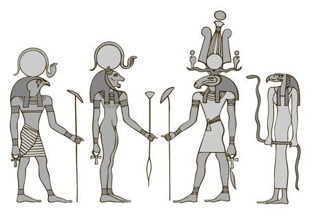 gods: Egyptian Gods and Goddess
