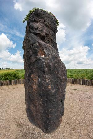 myst: Menhir Stone Shepherd - real prehistoric menhir