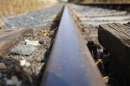 parable: rail and sleepers