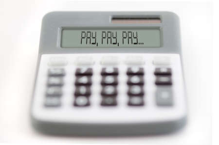 creditworthiness: Pay, pay, pay...