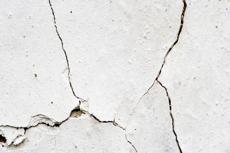 cranny: Old and cracked plaster - grunge texture