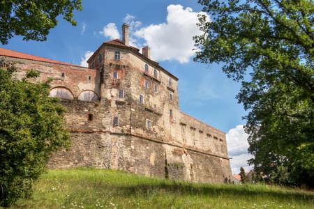 tyn: Horsovsky Tyn Castle