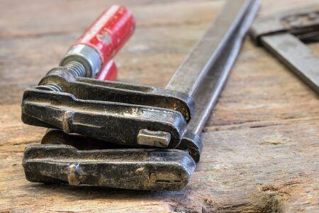 herramientas de carpinteria: - Herramientas de sujeci�n Herramientas de carpinter�a - herramienta de sujeci�n