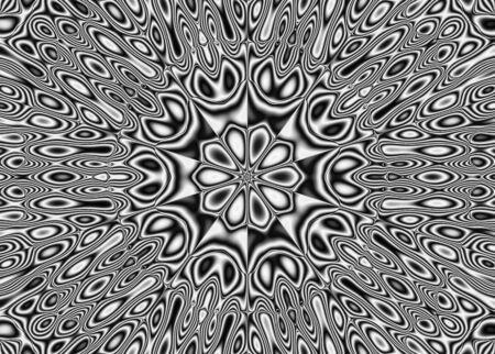 jitter: Abstract pattern - kaleidoscopic pattern