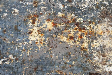 chippy: Detail of the weathered cracked plaster - grunge texture