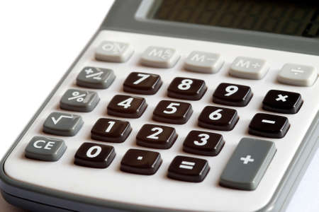 Calculator - counting of the financial position