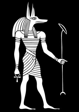 Anubis - Dio dell'antico Egitto