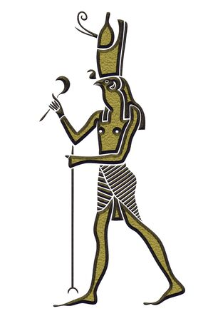 horus: God of Ancient Egypt - Horus