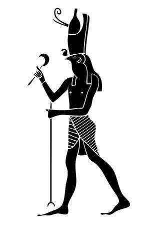 Horus - God of Ancient Egypt - god of war