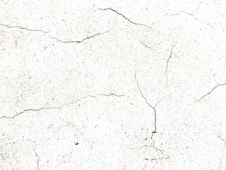 weatherworn: Detail of the cracked stucco - abstract grunge background Stock Photo