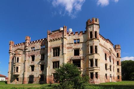 The Cesky Rudolec Chateau
