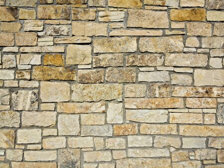 Abstract background from stone wall texture