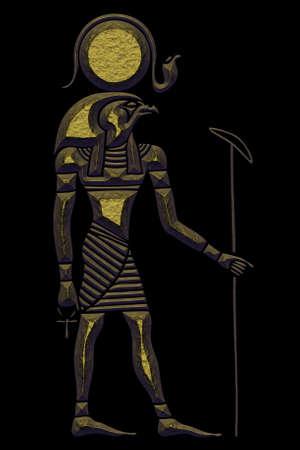 Ra - God of the Sun - God of ancient Egypt