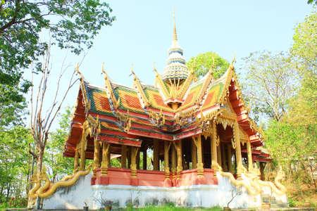 pavillion: thai pavillion