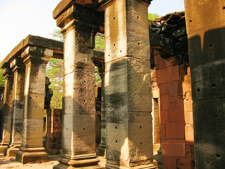 historic site: historic site of cambodian style
