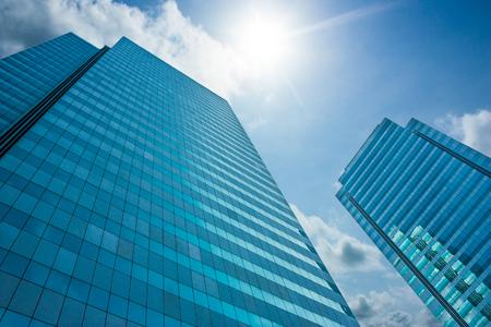 glass buildings: Business Modern Glass Buildings