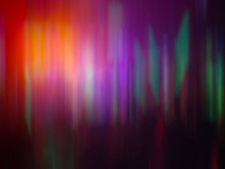 scifi: Colorful Rainbow Aurora Light Motion Effect Music Technology Sci-fi Concept Abstract Background