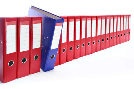 Office folders Stock Photo - 6225269