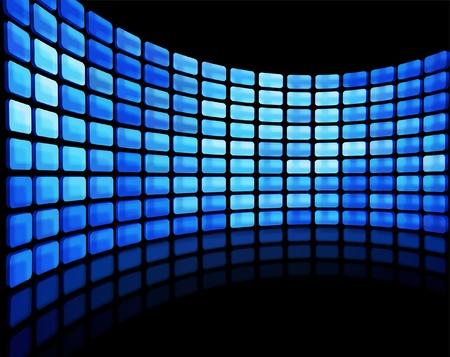 отображения: Обзор мультимедийного плоским экраном