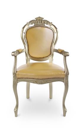armrest: Luxurious chair
