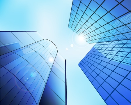 edificio corporativo: Centro de negocios.