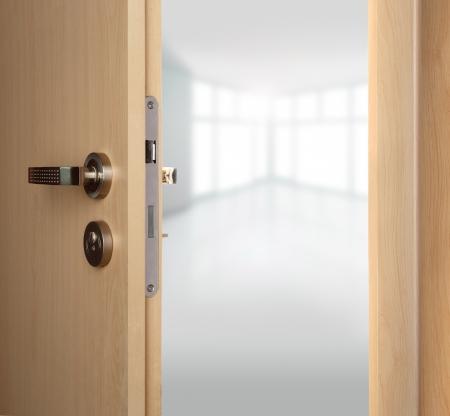 ventana abierta: Inicio con abrir algunas puertas.