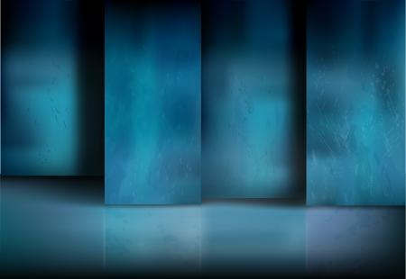 Concrete wall. Vector illustration. Stock Vector - 16236734