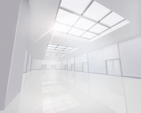 centre d affaires: Int�rieur illustration Business Center