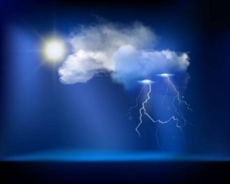 Weather  Vector illustration  Vector
