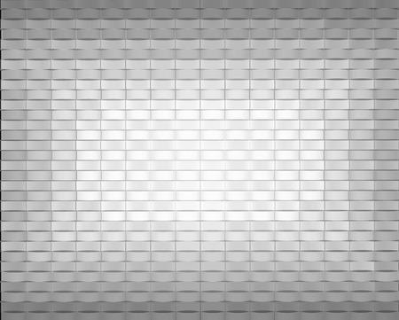 grey backgrounds: Azulejos - ilustraci�n vectorial