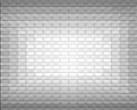 grey background texture: Tiles - Vector illustration