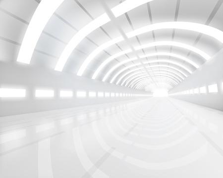 ceiling design: Ilustraci�n de la construcci�n de salas - ilustraci�n vectorial Vectores