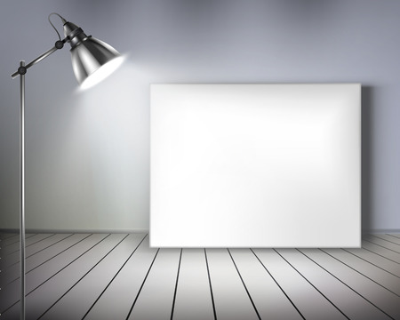vector illustration: Empty picture. Vector illustration. Illustration