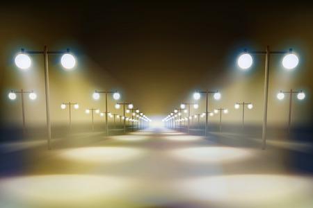 夜の方法です。