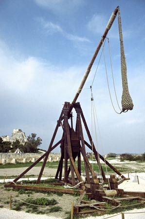 medieval war machine photo